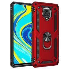 Luxury <b>Armor Shockproof Case for</b> Xiaomi Redmi Note 9S Case ...