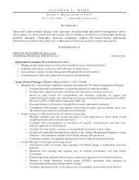 damn good resumejob description sample product manager resume com resume product manager
