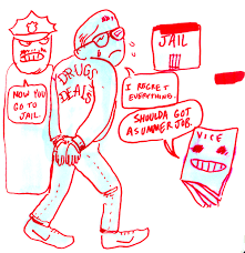 the pros and cons of getting a summer job vice pro you ll stop being jealous of your drug dealing friend once they get caught
