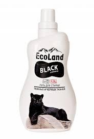 <b>Гель для стирки EcoLand</b> д/темн. и черн. тк-ей 1, 5 л, в Оптоклубе ...