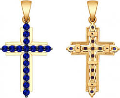 Золотые <b>крестики и иконки</b> в интернет-магазине AllTime ...
