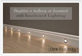 hallway baseboard lights age in place ideas pinterest baseboards hallways and lights baseboard lighting