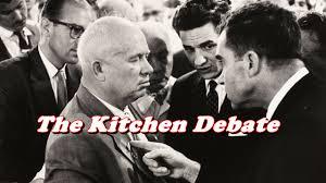 「kitchen debate」の画像検索結果