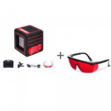 Нивелир <b>лазерный ADA</b> CUBE ULTIMATE EDITION + <b>очки</b> ...