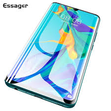 <b>Essager Screen Protector</b> Tempered Glass for Huawei P Smart 2019 ...