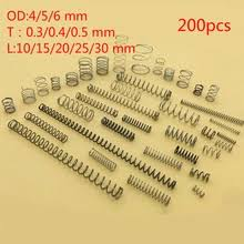 Buy <b>stainless steel compression springs</b> and get free shipping on ...