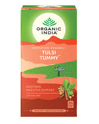 Tulsi <b>Tummy Tea</b> | True Wellness | <b>ORGANIC</b> INDIA