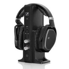 <b>Sennheiser RS 195</b> - Wireless Over-Ear <b>Headphones</b> Digital