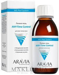 Aravia Professional <b>Any</b>-<b>Time Control</b> - <b>Пилинг</b>-<b>гель</b> для лица ...