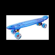 <b>Tech Team</b> Transparent light 22 - <b>скейтборд</b> Music синий купить в ...