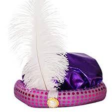 Buy Funpa <b>Halloween</b> Hat Aladdin Role Play <b>Party Cosplay</b> Hat ...