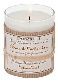 <b>Ароматическая свеча Perfumed</b> Candle Cashmere Wood 180г ...