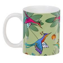 """<b>Кружки</b> c уникальными принтами """"птицы"""" - <b>Printio</b>"""