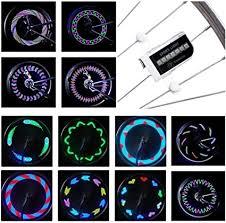 Cool Led Bike Wheel Lights - DAWAY A12 Bright ... - Amazon.com
