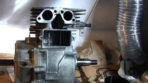 How to Refurbish a Tecumseh Snow King <b>Engine</b> (<b>valves</b> and ...