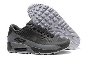 nike air max hyperfuse mens 90 black grey nike air