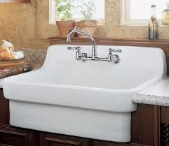 plumbing american wall mount kitchen faucet