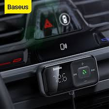 <b>Baseus</b> T typed <b>S</b>-<b>16 wireless</b> MP3 car charger