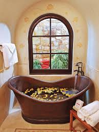 image bathtub decor: tags ci allure of french and italian decor copper soaking tub pg xjpgrendhgtvcom