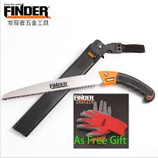 Finder Portable Bow <b>Pruning Saw</b> Garden Tools with Sheath 65MN ...
