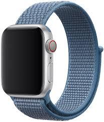 Купить <b>ремешок</b> для умных часов <b>Apple</b> Sport <b>Nylon Band</b> для ...