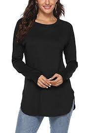 Newchoice <b>Women's Casual</b> Batwing Long Sleeve T <b>Shirt</b> Round ...