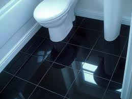 bathroom graphic floor vinyl tiles