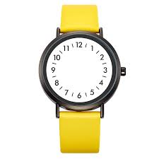 SHENGKE SK K0090 <b>Creative Dial</b> Leather Quartz Watch ...