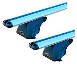 <b>Багажник</b> на <b>рейлинги LUX</b> Классик Аэро 52, 1.2 м - купить по ...