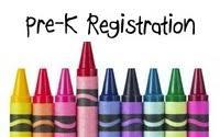 Image result for image of pre k school registration sign up