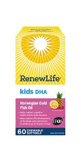 Buy Renew Life <b>Norwegian Gold Kids</b> DHA at Well.ca   Free ...
