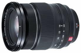 <b>Объектив Fujifilm XF 16-55mm</b> f/2.8 R LM WR X-Mount — купить по ...