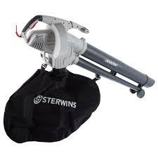 Пылесос-воздуходувка <b>садовый</b> электрический Sterwins 3000 Вт ...