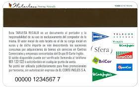 Gift card | Help | El Corte Inglés