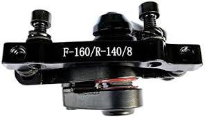 HUOFU 160mm Brake Disc, Bicycle Mechanical Disc ... - Amazon.com