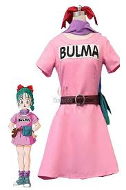 <b>Dragon Ball Z</b> Bulma <b>Anime Cosplay Costumes</b> | <b>Anime cosplay</b> ...