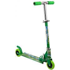 <b>Leader</b> Kids <b>Самокат двухколесный</b> LK-6039 Green (зеленый ...