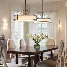 lighting dining lighting hanging drum shades making it lovely