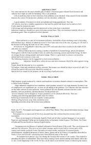 engish essays