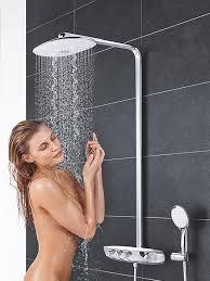 Rainshower <b>SmartControl</b> - The smarter way to enjoy water - <b>Grohe</b>