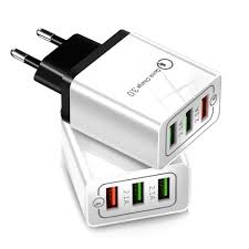 <b>Olaf</b> USB 3.0 Fast Wall Charger For <b>Quick Charge</b> Of Mobile Phone ...
