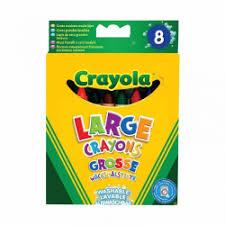Отзывы о <b>Смываемые восковые мелки</b> Crayola