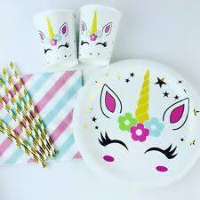 <b>Unicorns</b> Complete <b>Party</b> Sets & Kits for sale   eBay
