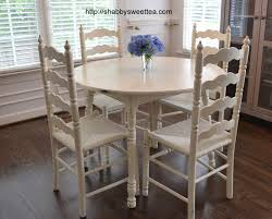 Shabby Chic Dining Room Furniture For Shabby Chic Dining Room Tables High Dining Table