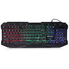 <b>Fashionable</b> Water Resistant USB <b>Gaming Keyboard</b>