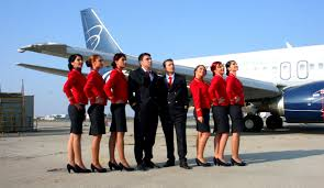 typical cabin crew interview questions aes cabin crew blog why do flight attendants have their hands behind their backs when you board the plane