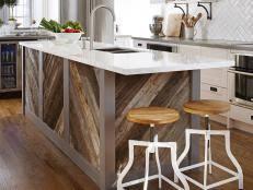 rustic kitchen island: unfinished kitchen islands rx hgmag sarah richardson kitchens  b xjpgrendhgtvcom