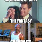 50 shades of Black snake moan Meme Generator - Imgflip via Relatably.com