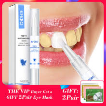 EFERO Dental Teeth Whitening Pen Cleaning Stains Bleaching ...