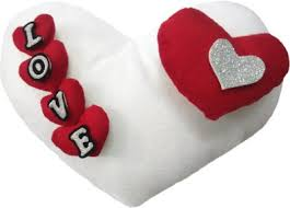 Aparshi LUV U heart <b>stuffed</b> cushion soft toy 4DGg8 - 65 cm ...